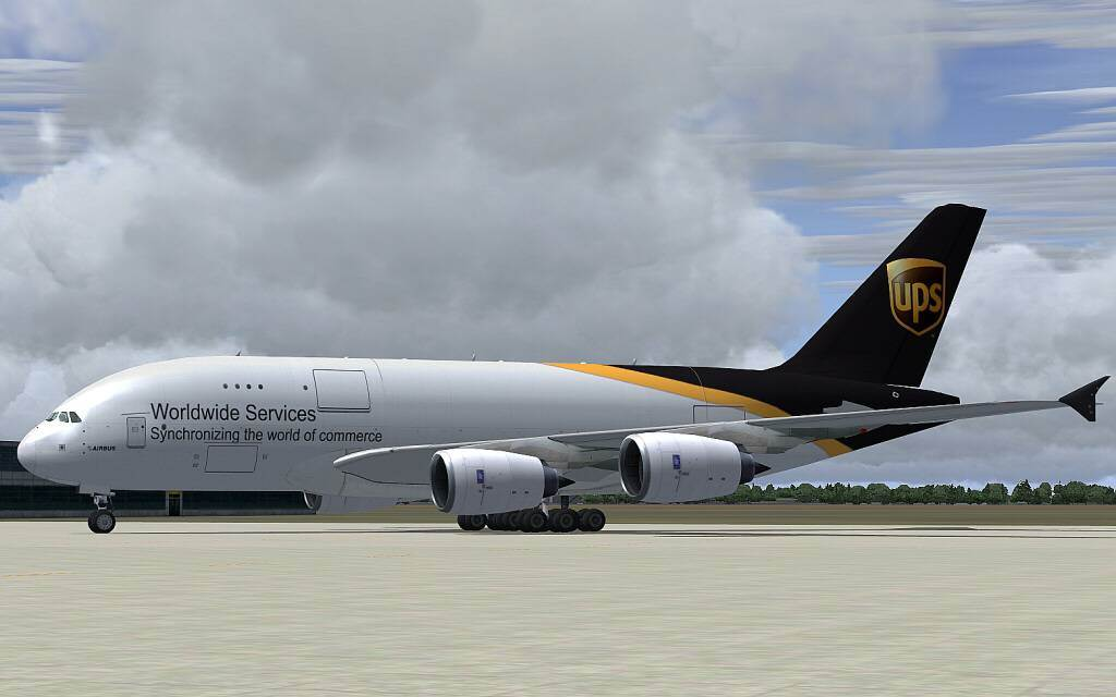 Airbus A380 - Family v2 (Steam)