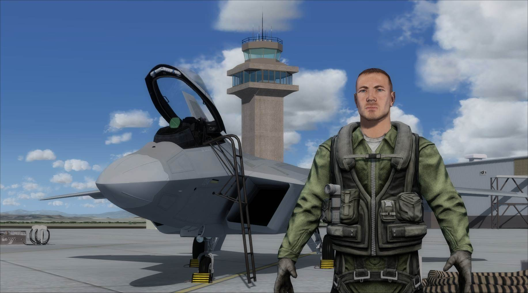 Military Avatars Package for P3D