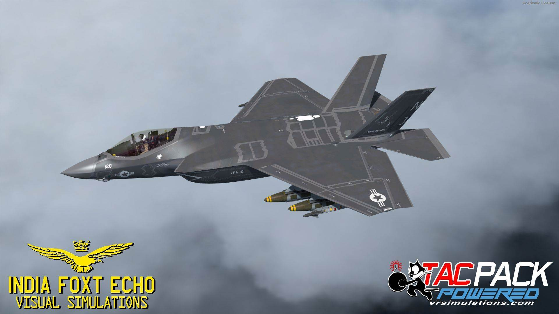 F-35 Lightining II (FSX/P3D)