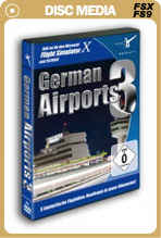 German Airports 3 X