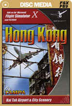 Hong Kong City & Kai Tak Airport