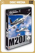 Carenado M-20 Mooney X