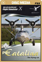 PBY Catalina The Flying Cat