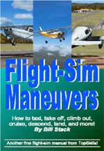 Flight-Sim Maneuvers