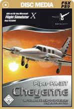 Digital Aviation Piper Cheyenne X