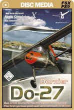 Digital Aviation Dornier Do-27 X