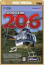 Dodosim - Bell JetRanger 206