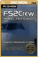 FS2Crew PMDG 747 Edition Combo Pack
