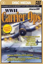 WWII Carrier Ops