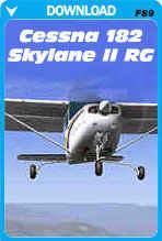 Cessna 182 Skylane II RG (FS2004)