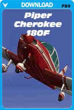 Piper Cherokee 180F (FS2004)