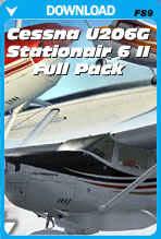 Cessna U206G Stationair 6 II (FS2004)