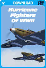 Legacy of the Sky: Hurricane Fighters Of WWII