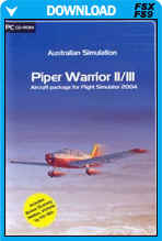 Piper Warrior II/III