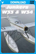 Junkers W-33 and W-34 Dual Pack