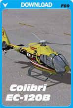 Eurocopter Colibri EC-120B