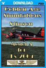 The Stinson Model A Trimotor