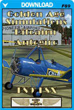 The Pitcairn PCA-2 Autogiro Package