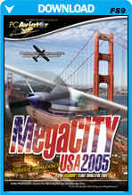 MegaCity San Francisco