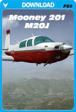 Mooney 201 M20J (FS2004)