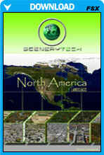 Scenery Tech Landclass North America