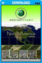 Scenery Tech Landclass North America