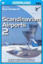 Scandinavian Airports 2