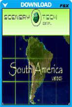 Scenery Tech Landclass South America