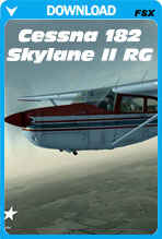 Cessna 182 Skylane II RG (FSX)