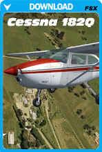 Cessna 182 Q Standard & Long Range Version FSX