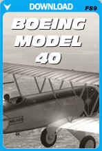 Boeing Model 40 (FS2004)