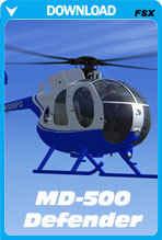 McDonnell/Douglas MD 500 Defender