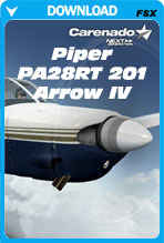 Piper PA28RT 201 Arrow IV (FSX)