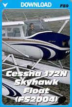 C172N SKYHAWK II FLOAT (FS2004)