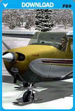 C172N SKYHAWK II SKI (FS2004)