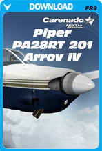Piper PA28RT 201 Arrow IV (FS2004)