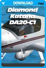 Diamond Katana DA20-C1
