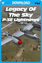 Legacy of the Sky: P-38 Lightnings X