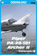 PA-28-181 ARCHER II (FS2004)