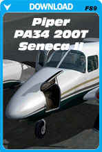 Piper PA34 200T SENECA II (FS2004)