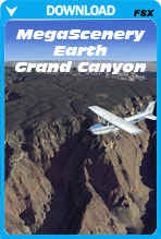 MegaSceneryEarth - Grand Canyon (FSX)
