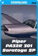 PA32R 301 Saratoga SP (FS2004)