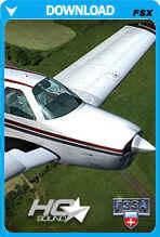 Beechcraft Bonanza F33 (FSX)
