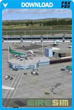 Dublin Airport Scenery - EIDW (Ireland) (FSX/FS2004)