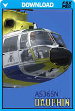 Eurocopter AS365N Dauphin