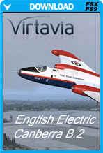 English Electric Canberra B.2