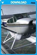 C185F SKYWAGON BUSH (FS2004)