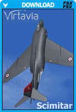 Supermarine Scimitar F.Mk.1