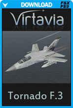 Panavia Tornado F.3