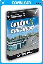 London City Airport X